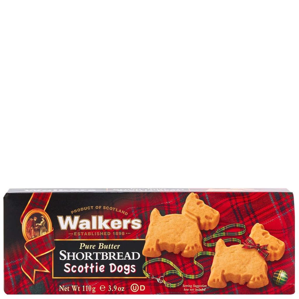 WALKERS Skotské máslové keksy 110g