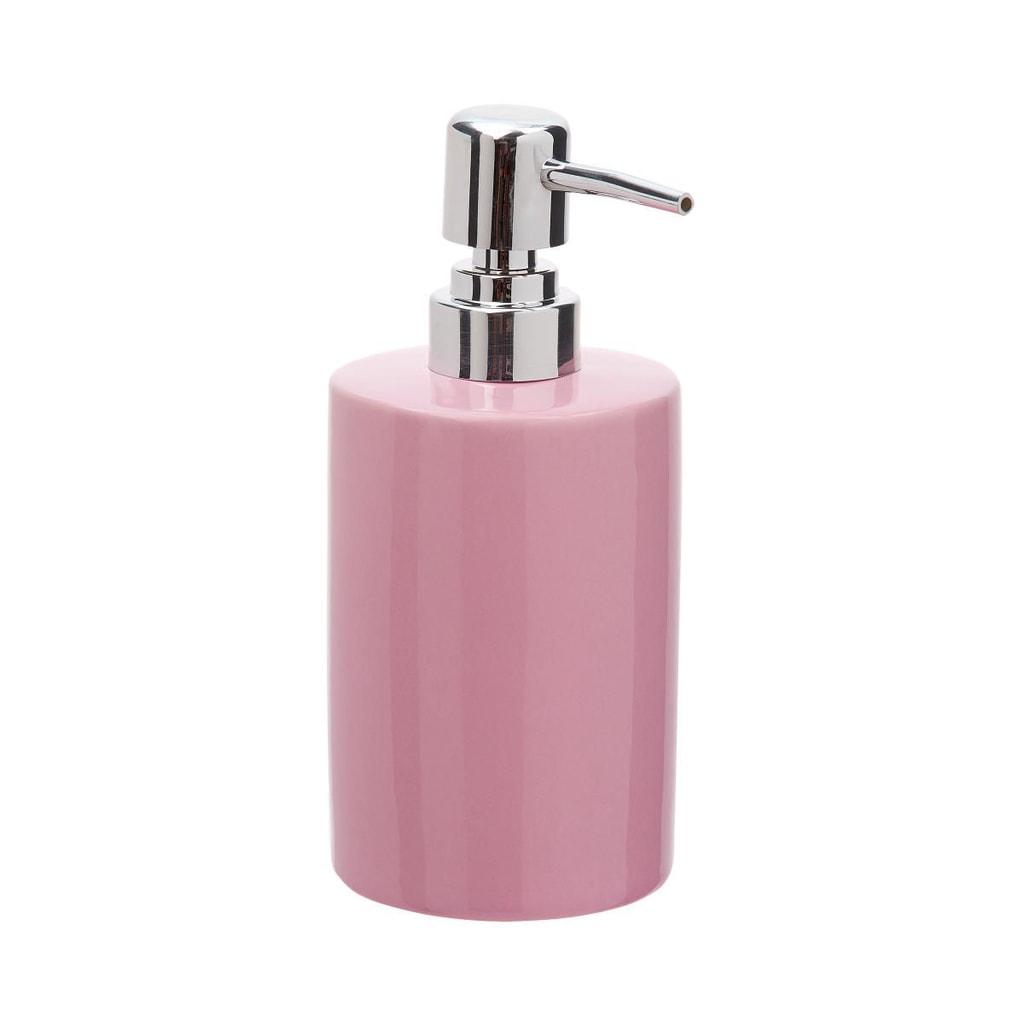 POINT OF COLOUR Dávkovač na mýdlo - sv. růžová