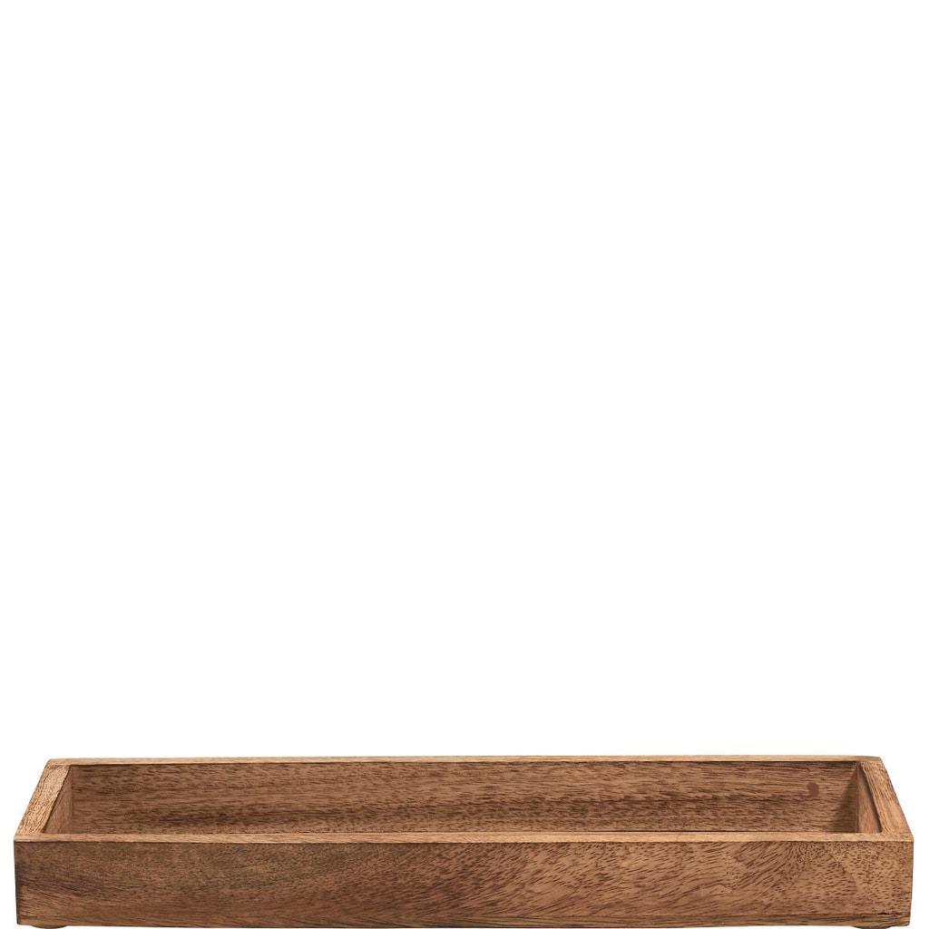ASIA Podnos z mangového dřeva, 55 cm