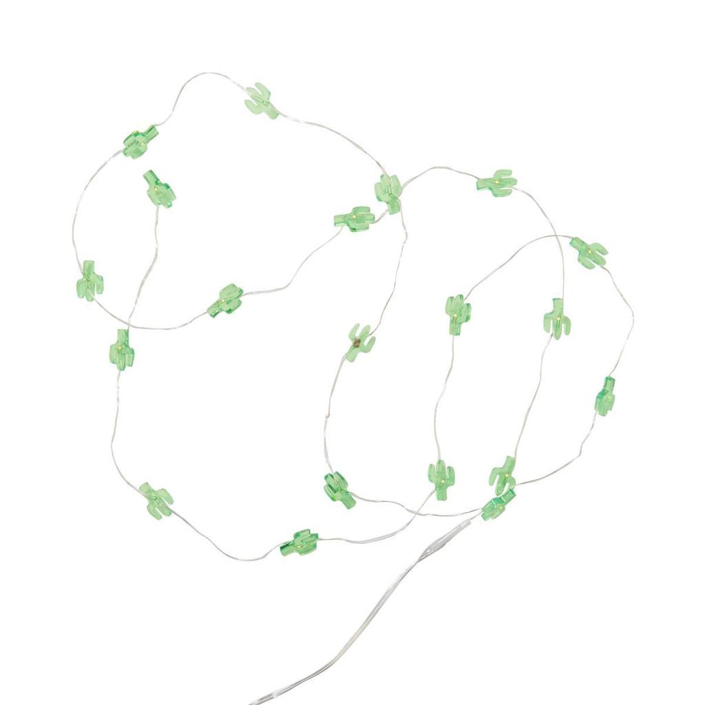MIAMI Světelný LED řetěz kaktus 20 světel