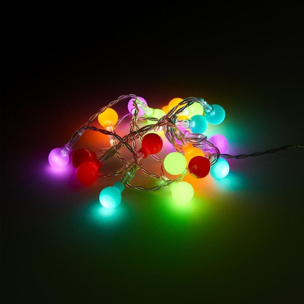 BRIGHT LIGHTS LED Světelný řetěz 20 světel