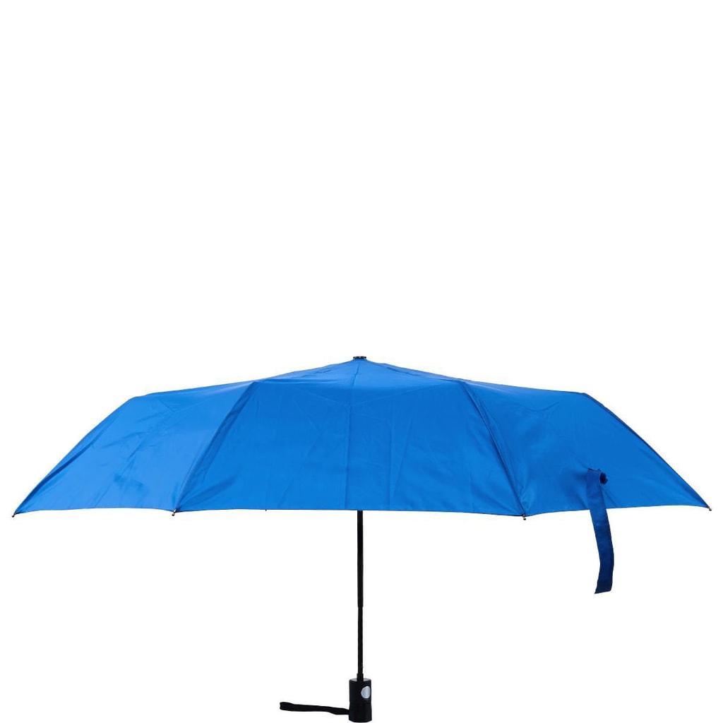 RAIN OR SHINE Skládací deštník - modrá