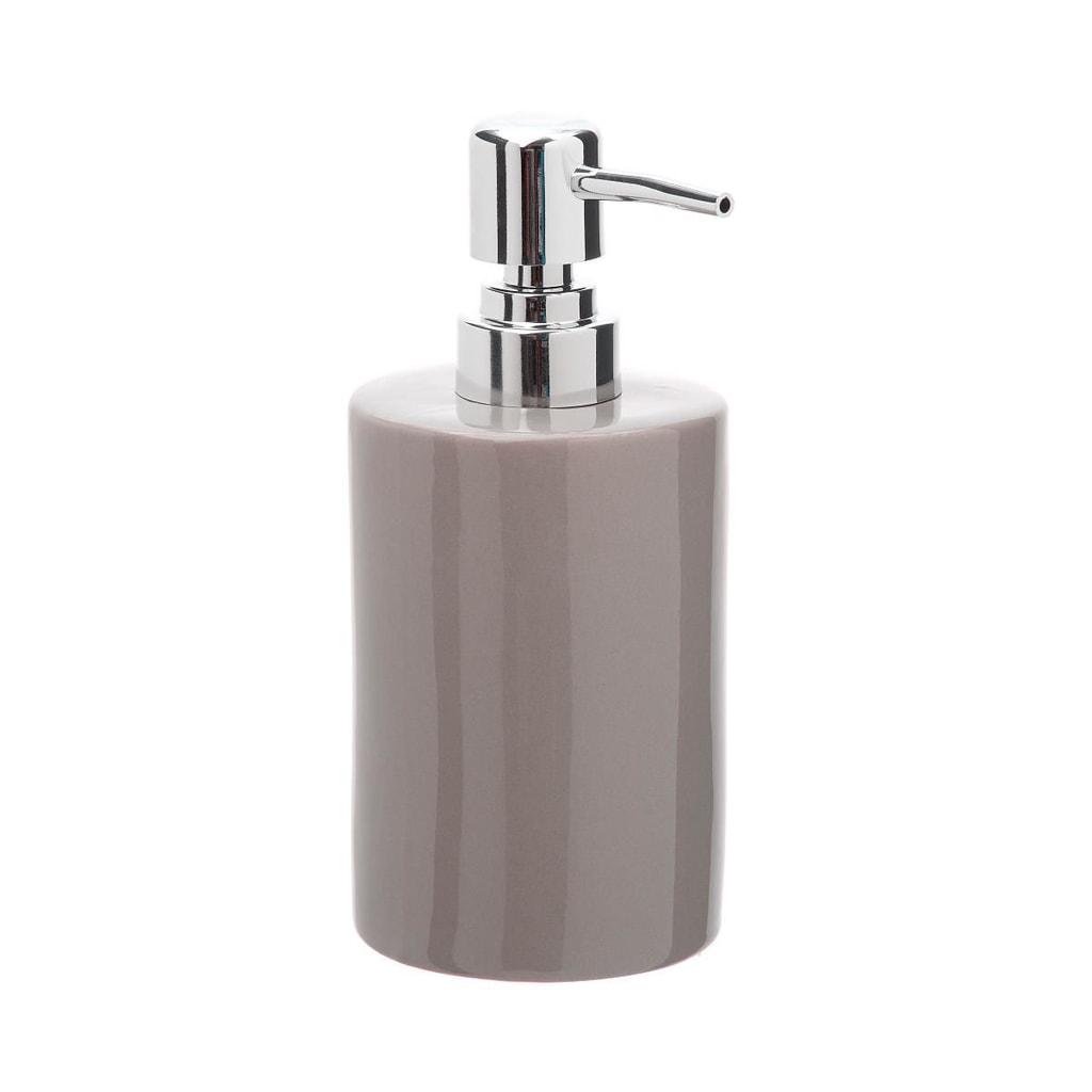 POINT OF COLOUR Dávkovač na mýdlo - sv. šedá