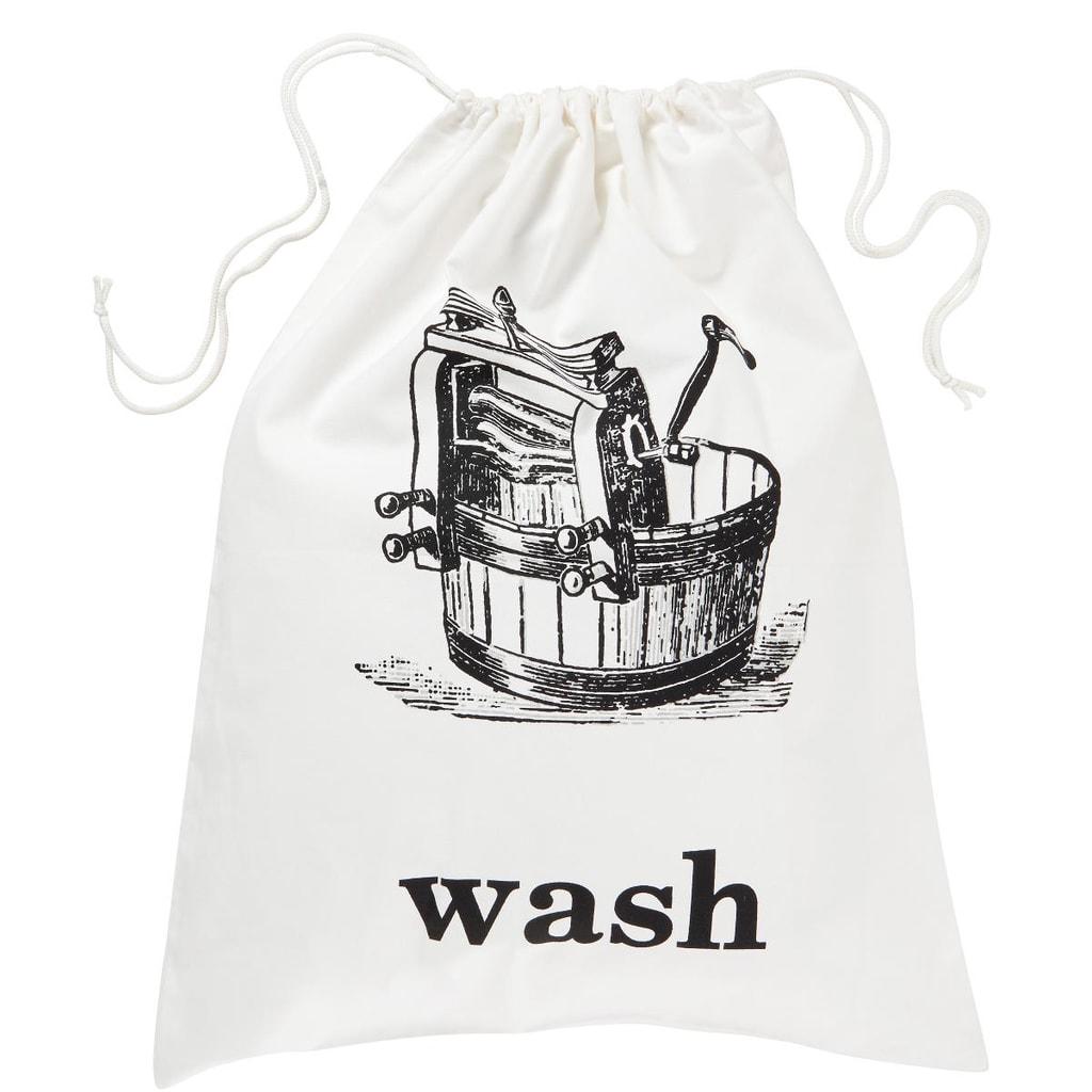 LAUNDRY Pytel na prádlo s obrázkem