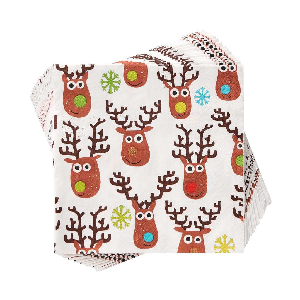 APRÉS Papírové ubrousky Rudolf