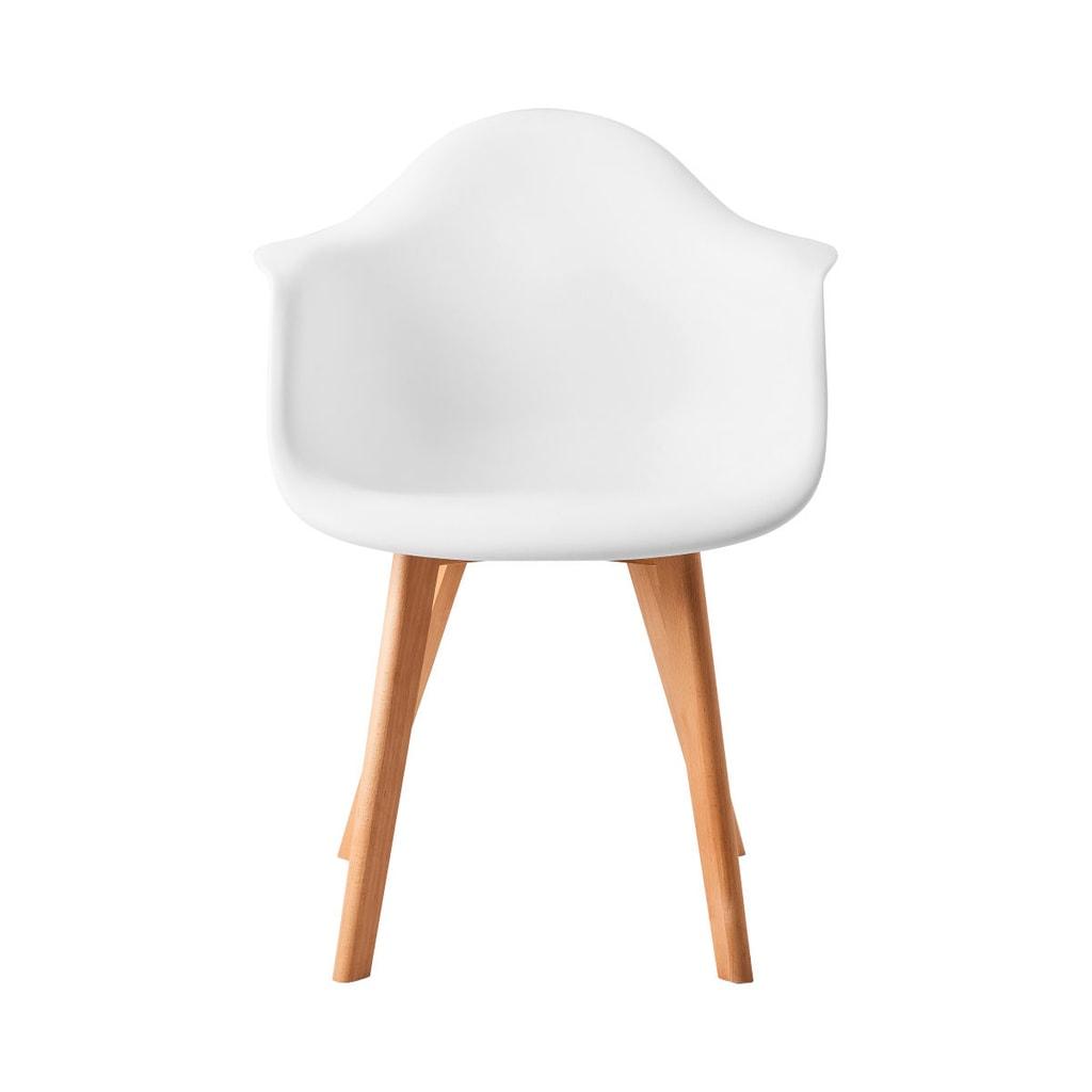 SEAT-OF-THE-ART Židle s područkami - bílá