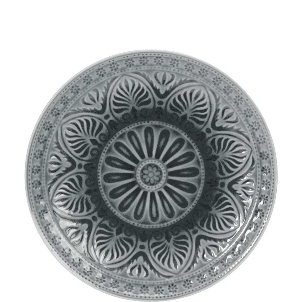 SUMATRA Talíř ø 25 cm - šedá