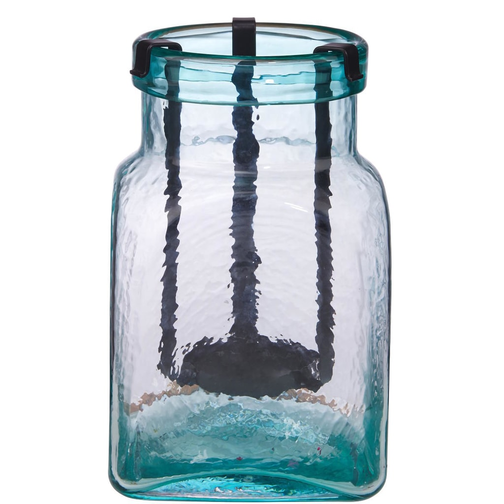 PEARLY BEACH Lucerna na čajovou svíčku