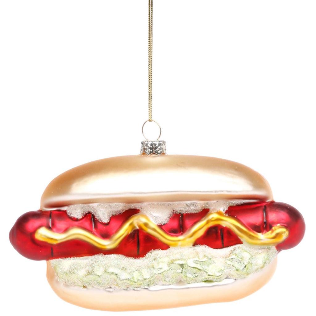 HANG ON Ozdoba hot dog