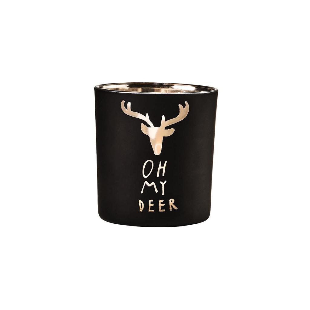 "DELIGHT Svícen ""Oh my deer"" 8 cm"