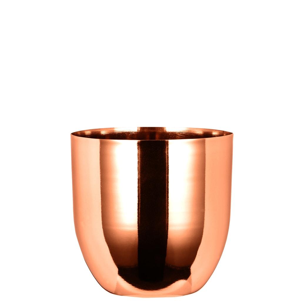 Fotografie COPPERMINE Svícen na čajovou svíčku 8,5 cm