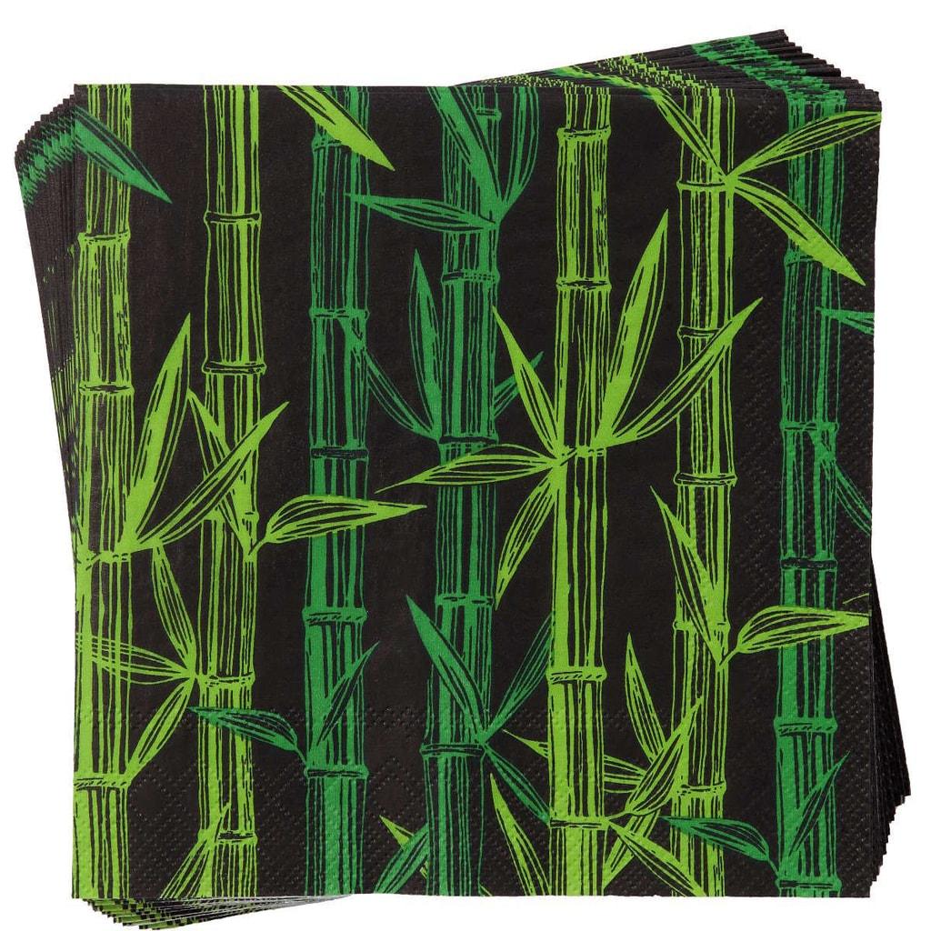 APRÉS Papírové ubrousky bambus