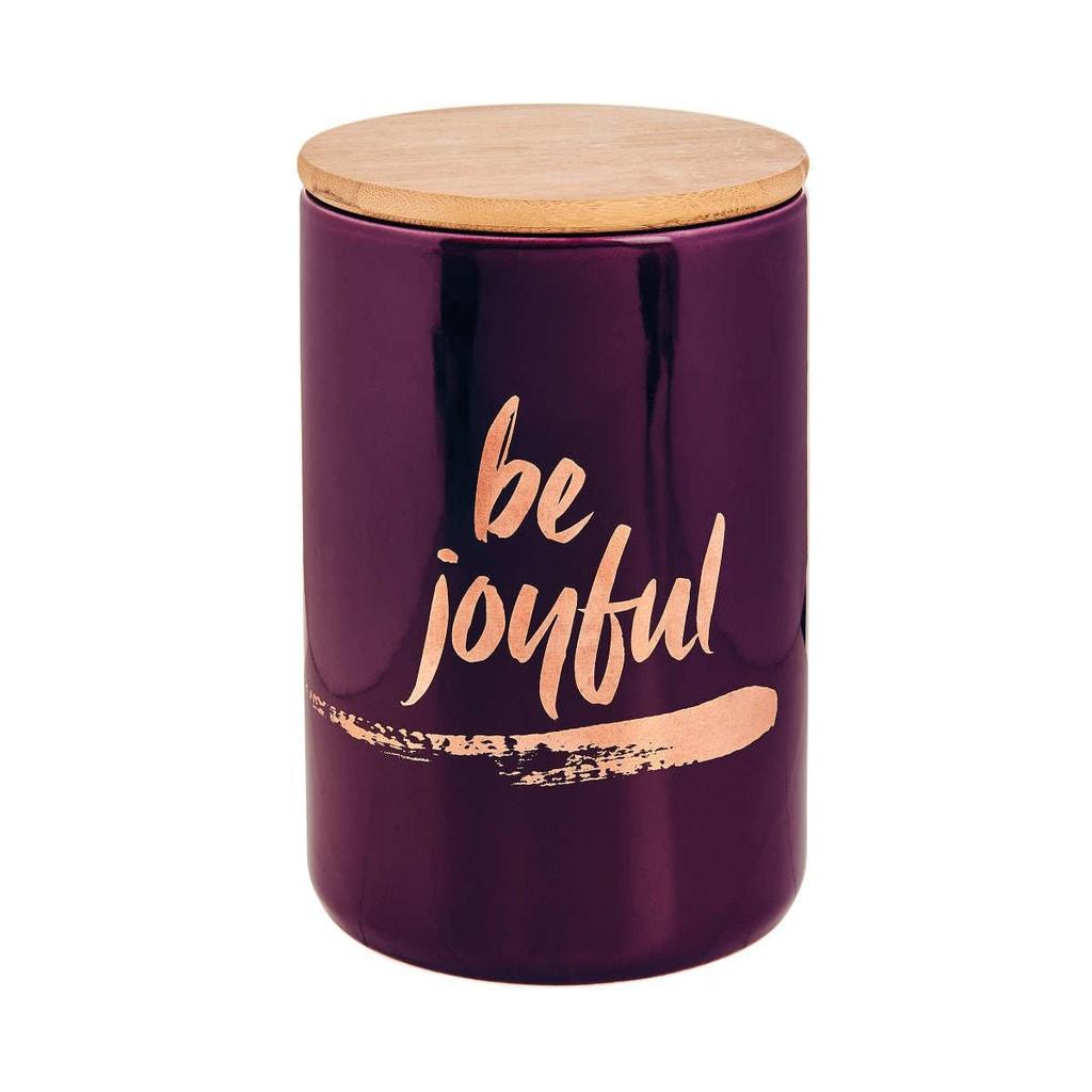 """QUEEN IT Dóza """"Be Joyful"""" 1,1 l"""