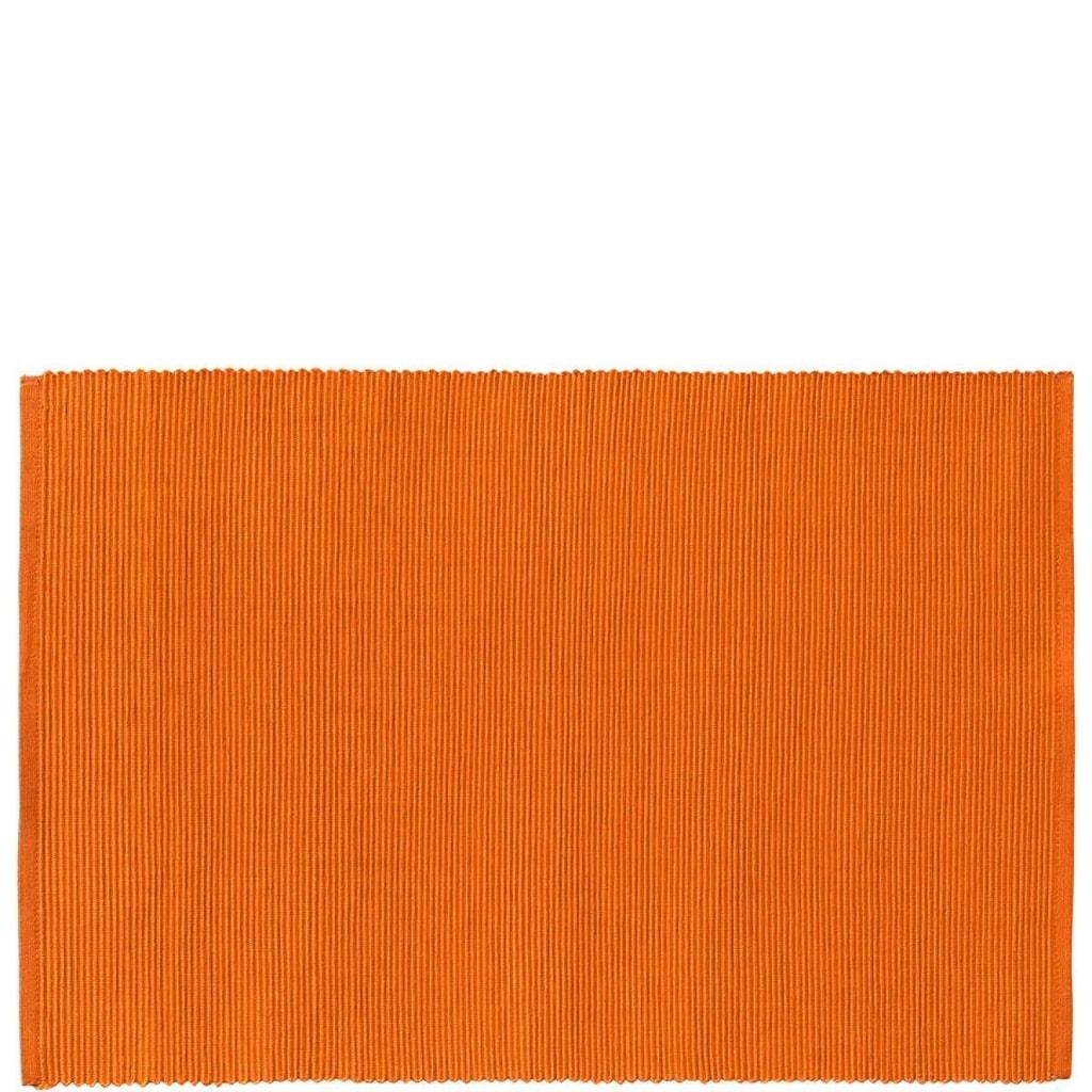 MIX IT! Prostírání 46 x 33 cm - oranžová