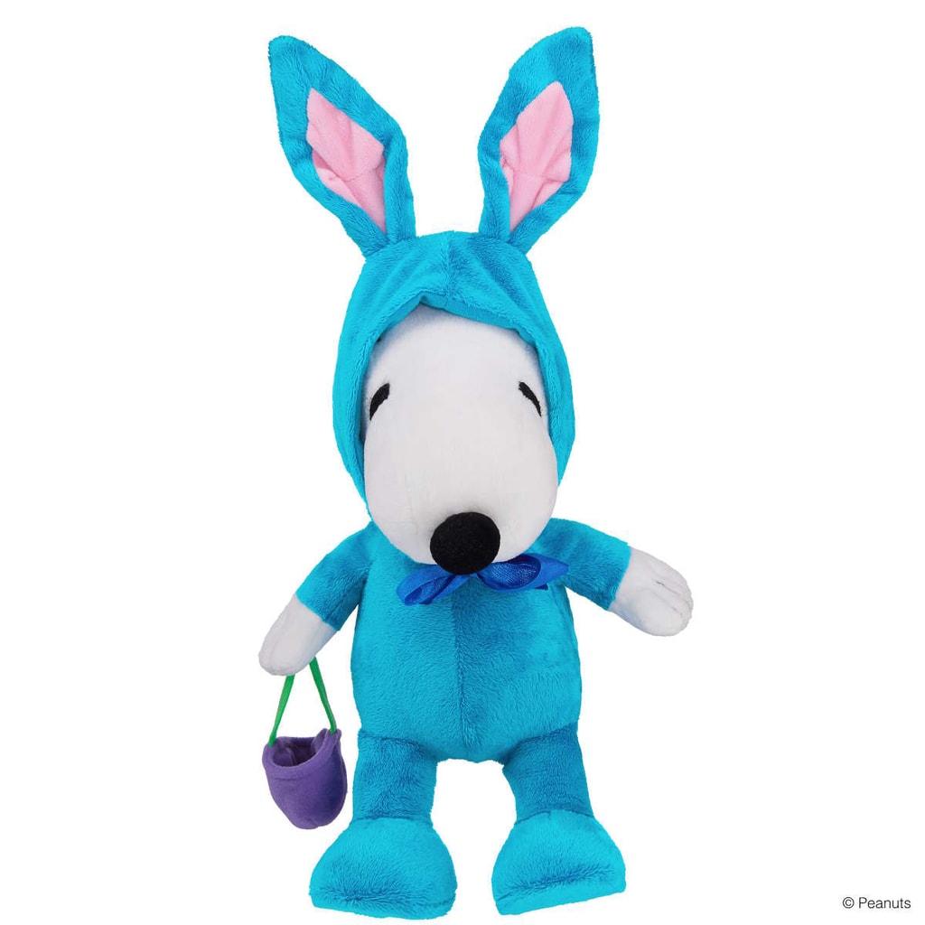 PEANUTS Plyšová hračka velikonoční Snoopy