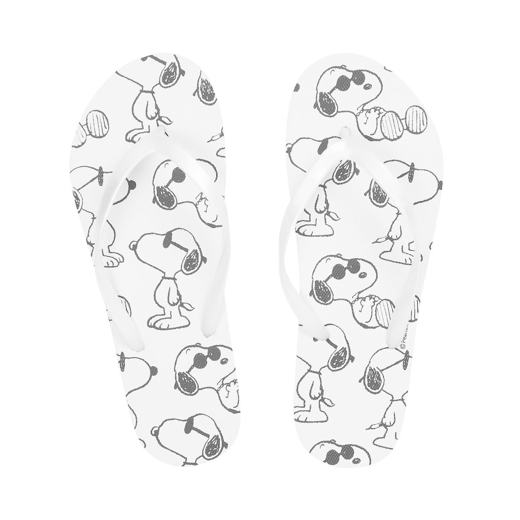 PEANUTS Žabky Snoopy sluneční brýle 39/40