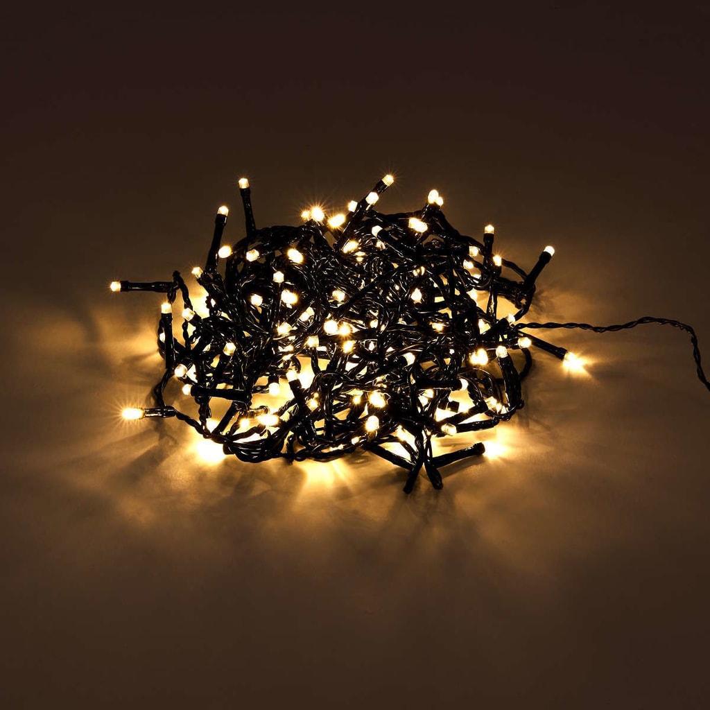 BRIGHT LIGHTS LED Světelný řetěz venkovní 160 sv.
