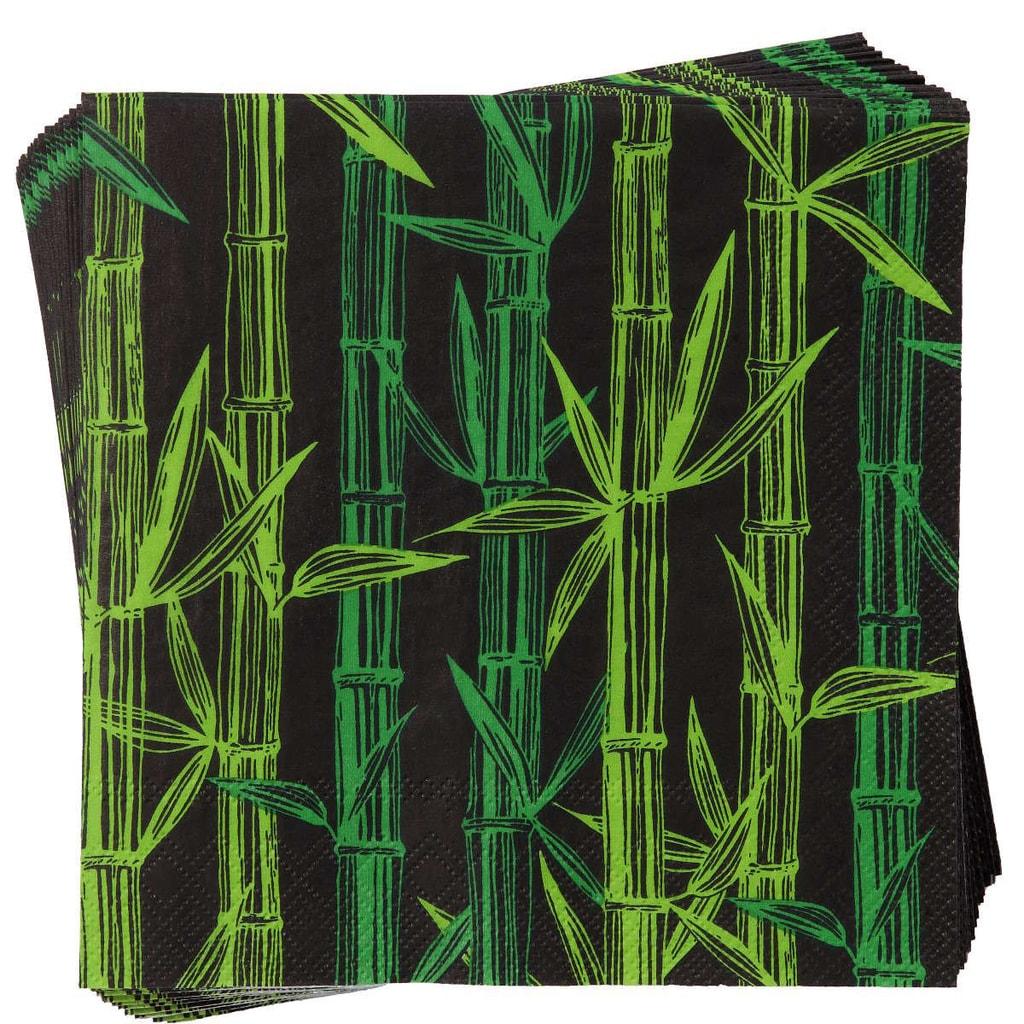 Fotografie APRÉS Papírové ubrousky bambus