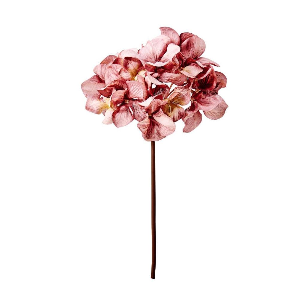 WINTERGREEN Hortenzie 77 cm - růžová