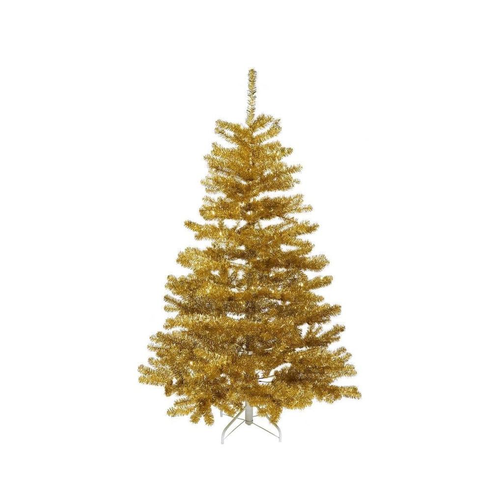TREE OF THE MONTH Vánoční stromek 180 cm - zlatá