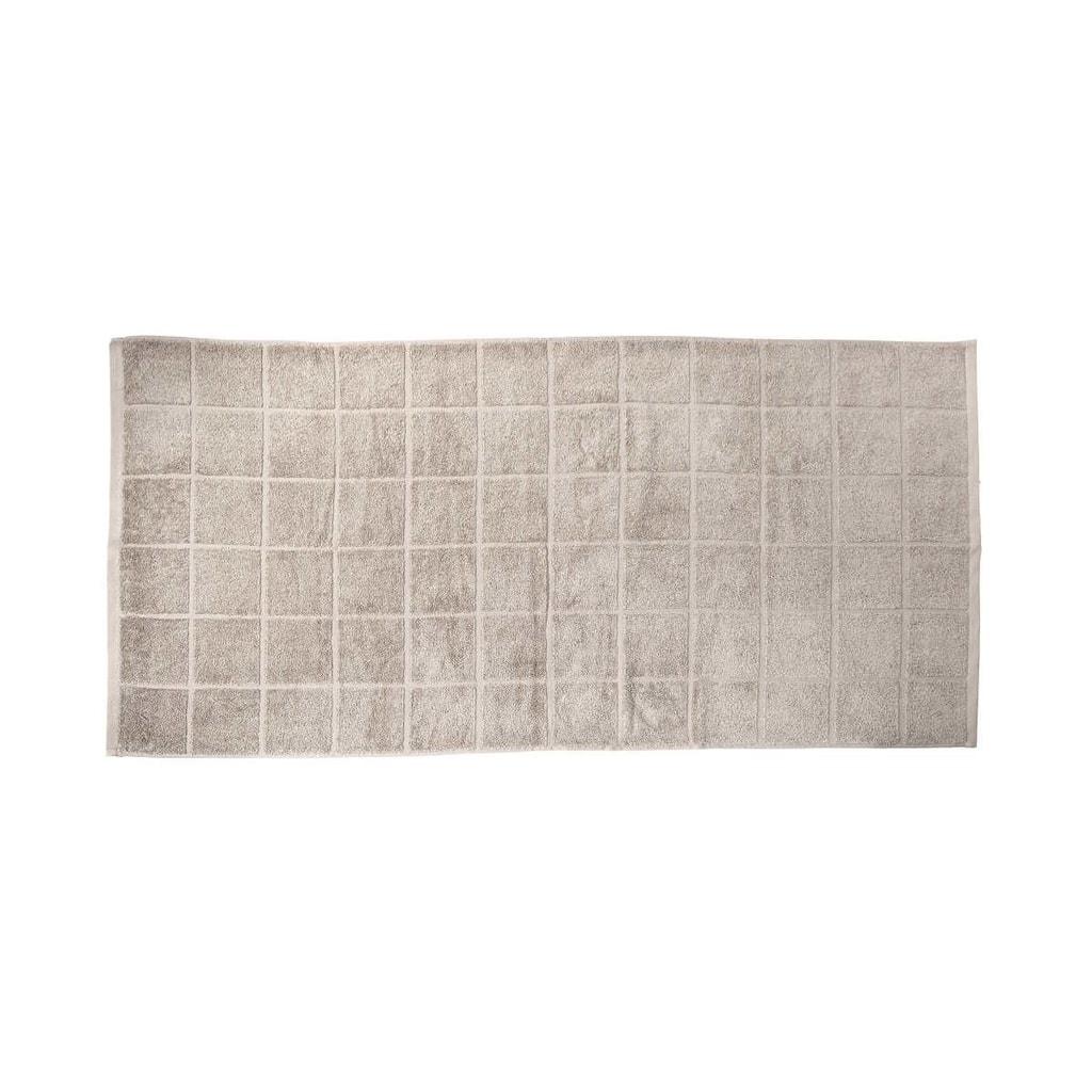 COTTON CLOUD Osuška 70 x 140 cm - béžová