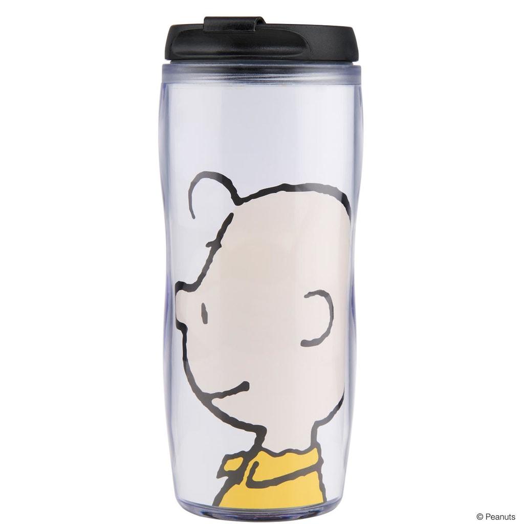 PEANUTS Termohrnek Charlie Brown 400 ml