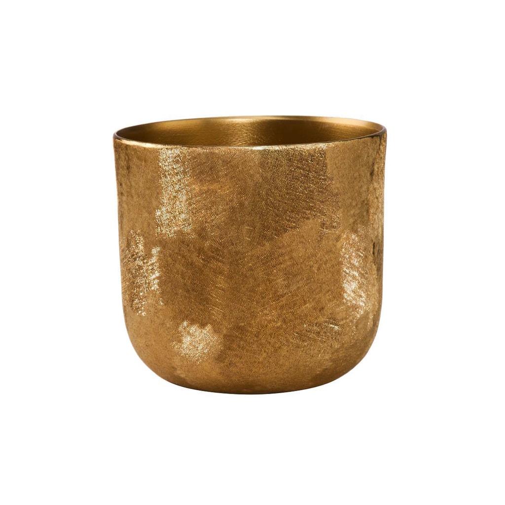 GOLDEN STAR Svícen na votivní svíčky 9 cm