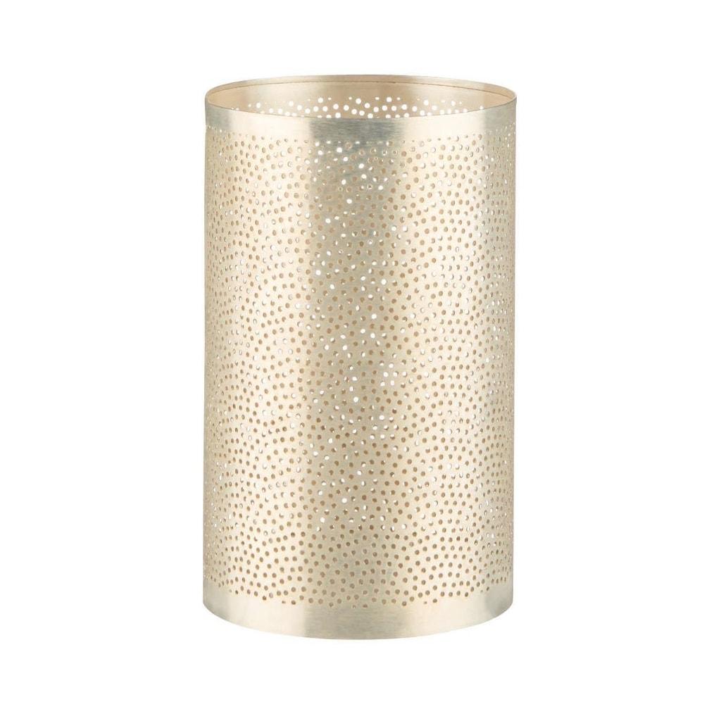 ARABIAN NIGHTS Svícen na čajovou svíčku puntíky 20 cm