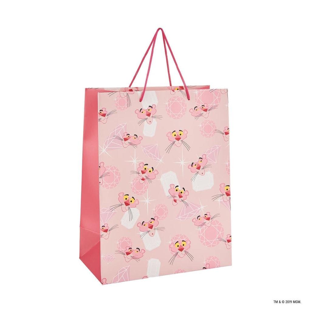 """PINK PANTHER Dárková taška """"Allover"""" 13,5 cm"""