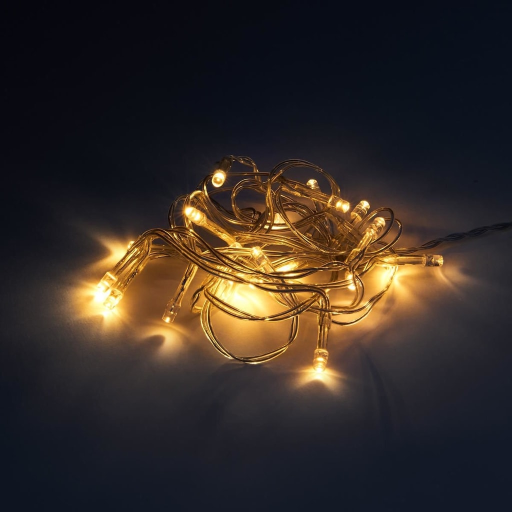 BRIGHT NIGHT LED Světelný řetěz 20 světel
