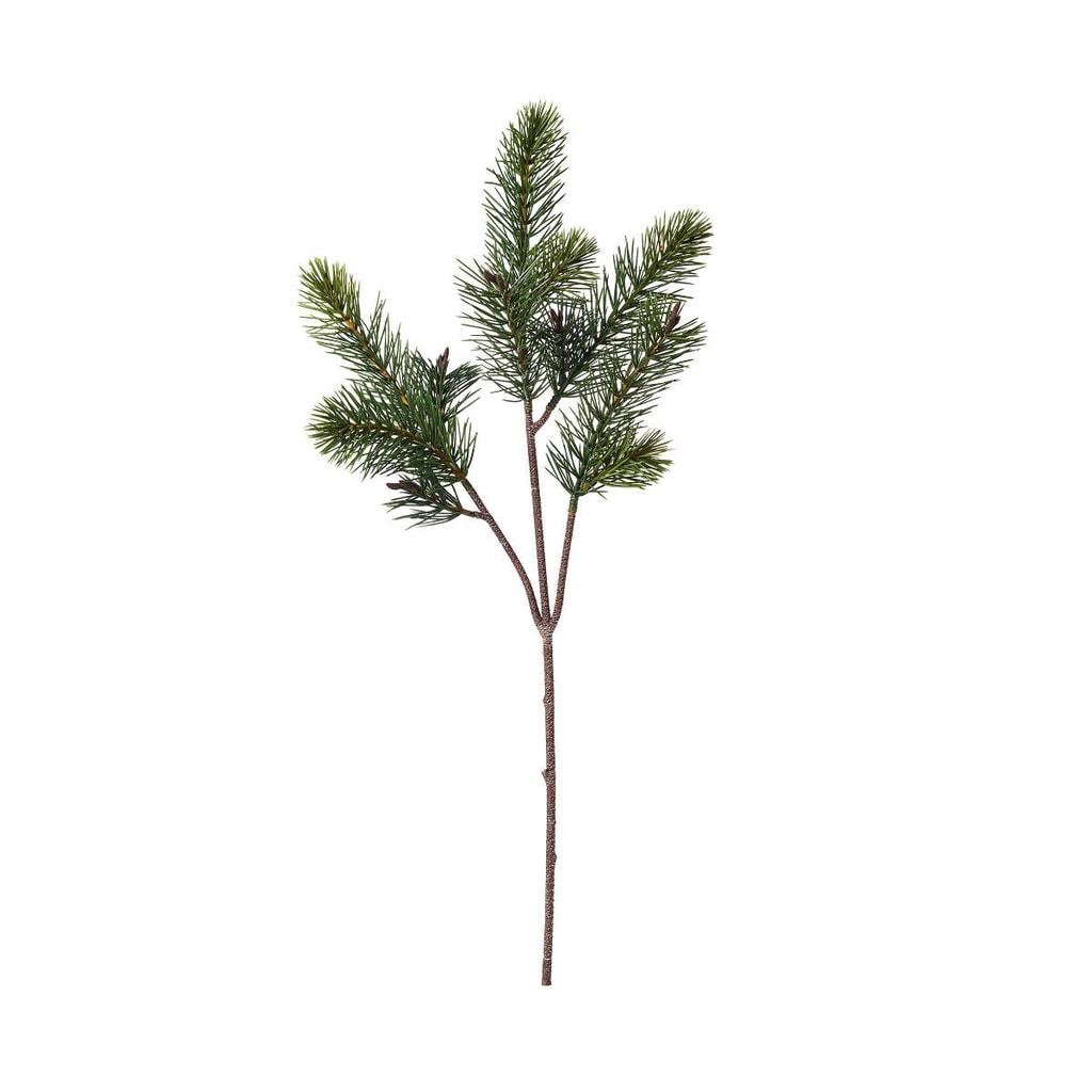 WINTERGREEN Větvička jedle 60 cm