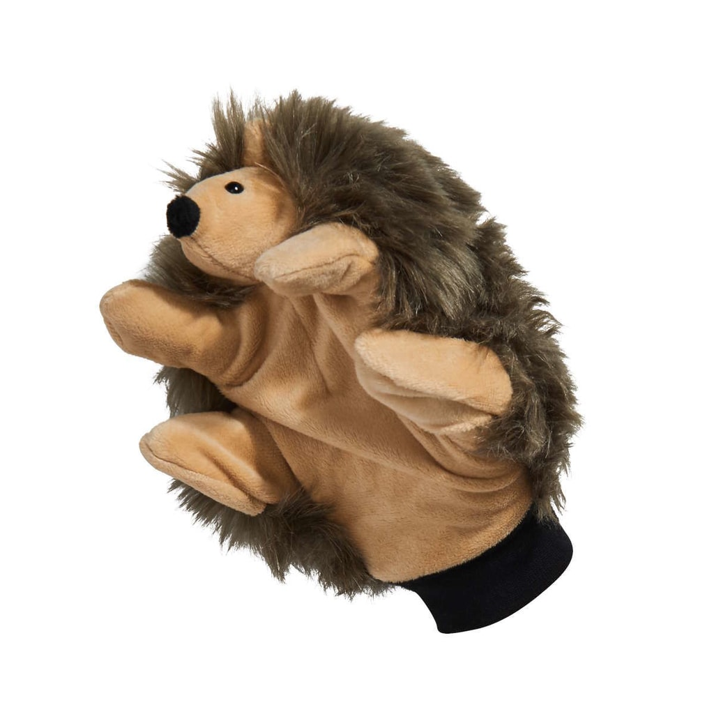 WILD GUYS Maňásek ježek
