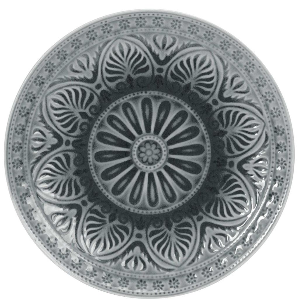 SUMATRA Talíř Ø 31 cm - šedá