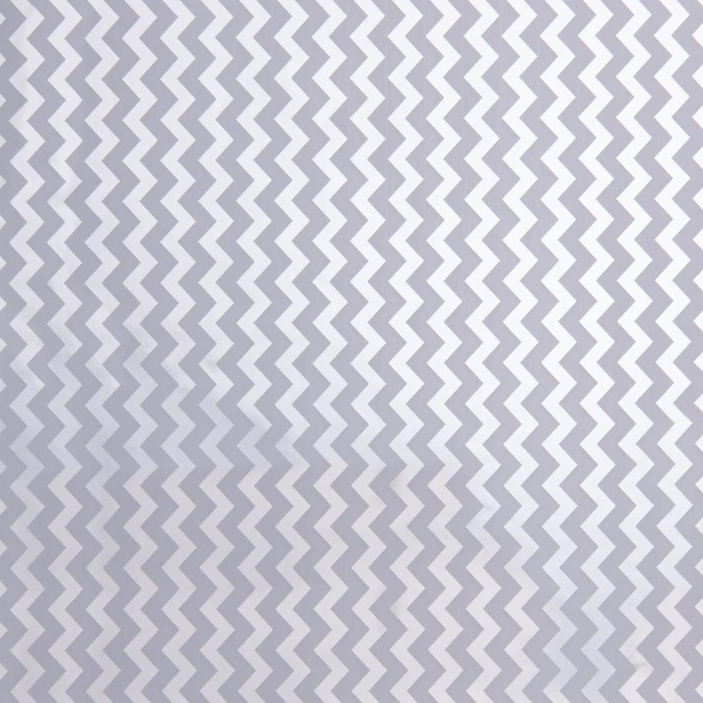 SUPRISE Balící papír - bílá/stříbrná