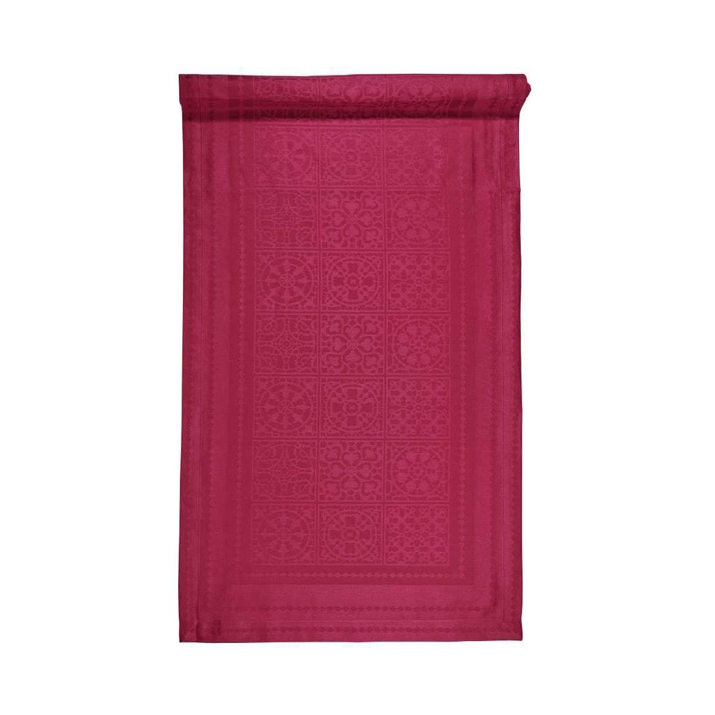 CIRCO MASSIMO Běhoun 50x170cm - červená