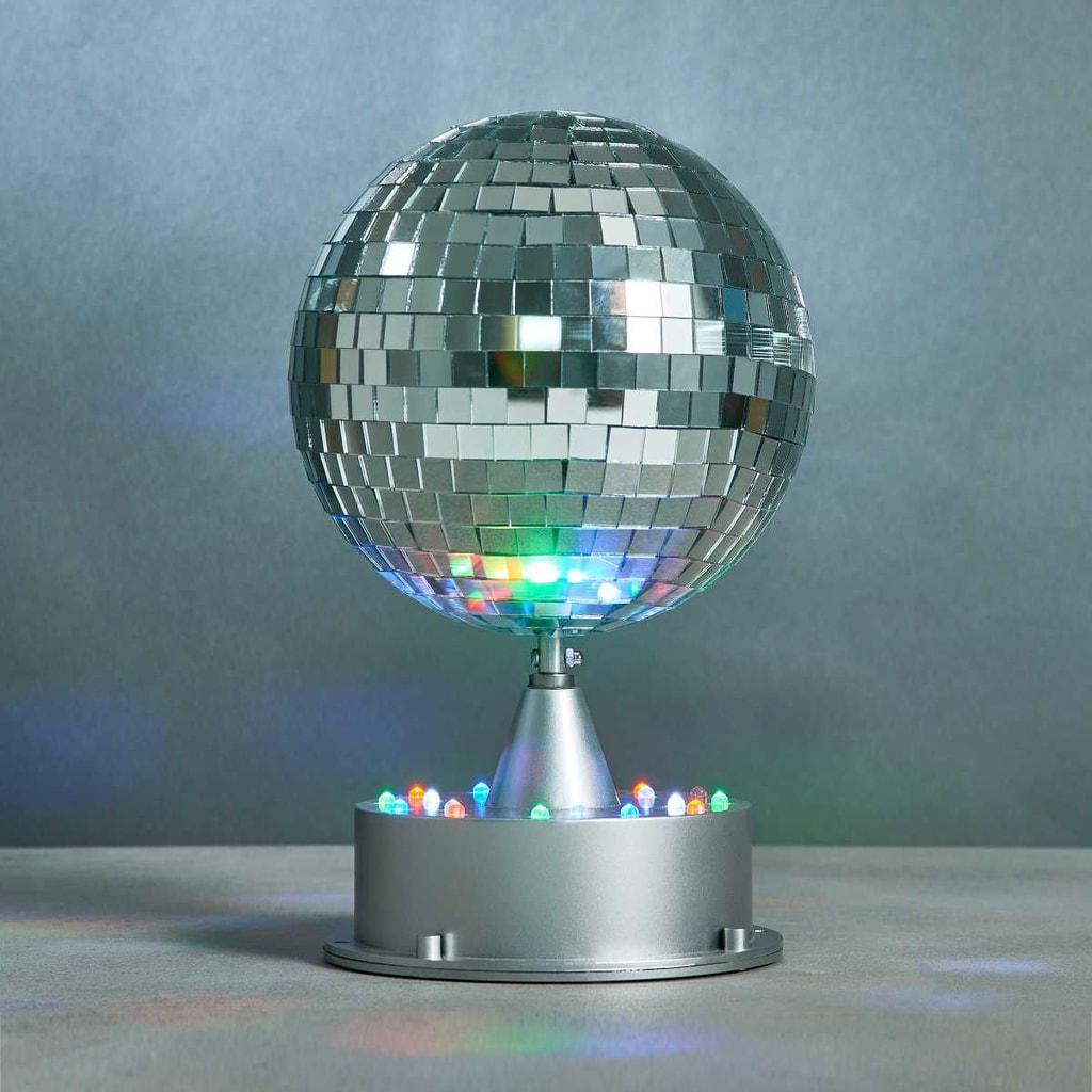 DISCO Disco koule s osvětlením