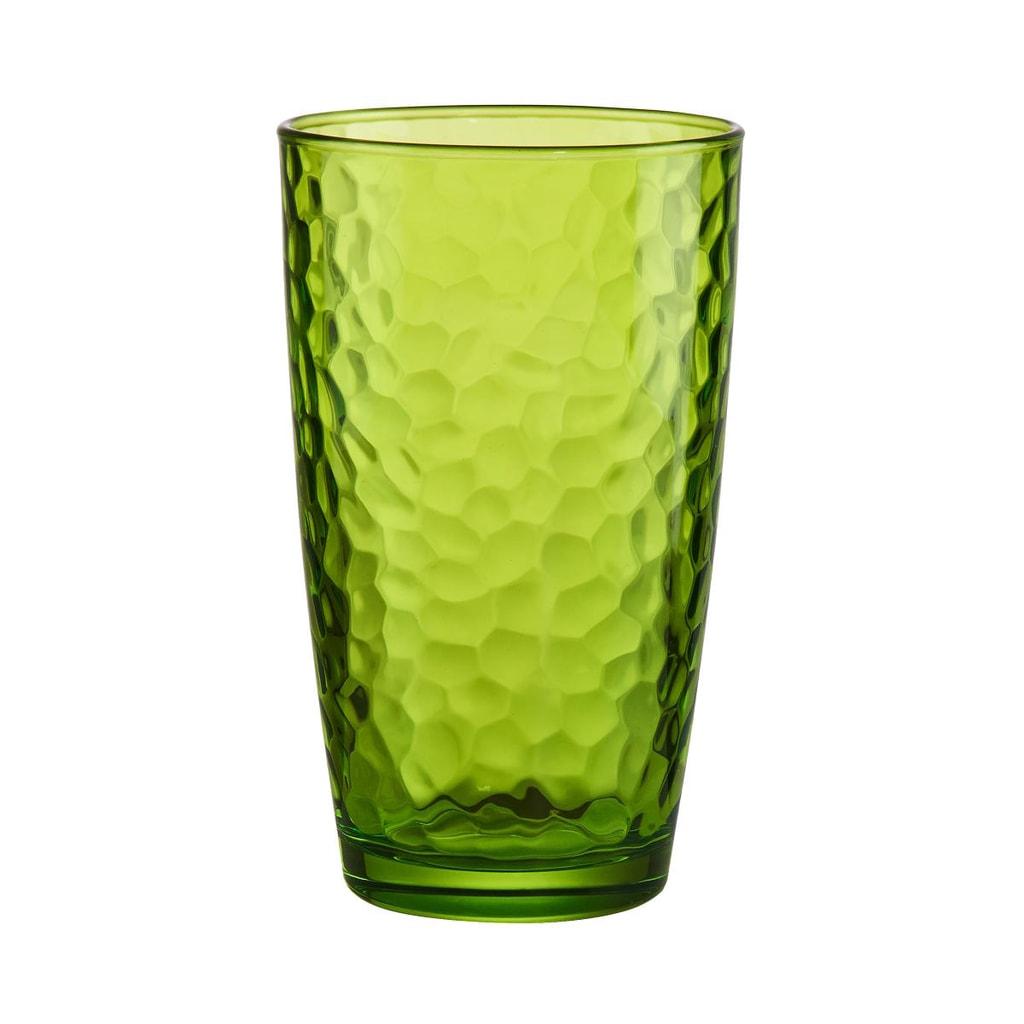 PALATINA Sklenička 490 ml - zelená