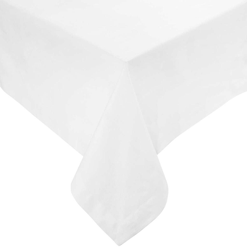 SOLID Ubrus 150x210cm - bílá