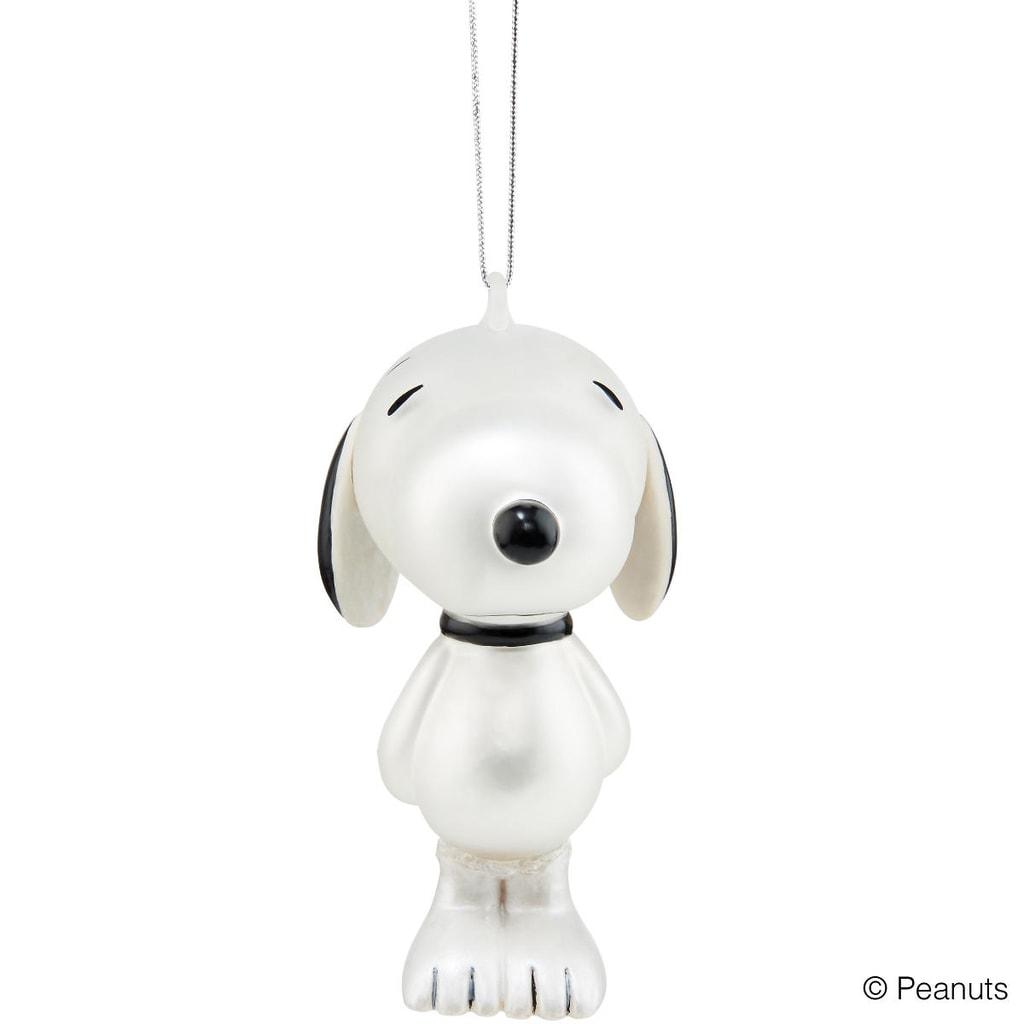 PEANUTS Figurka ze skla Snoopy