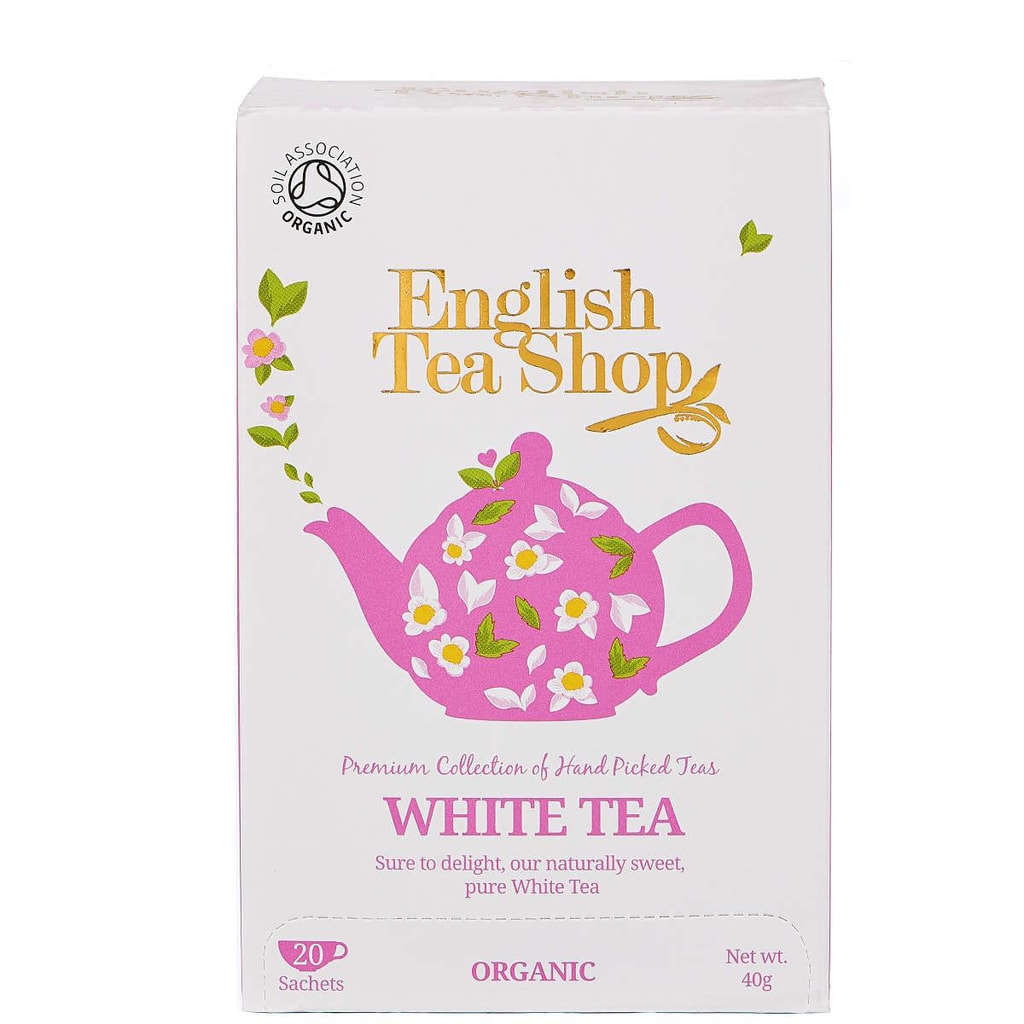 Fotografie ENGLISH TEA SHOP Čaj bílý
