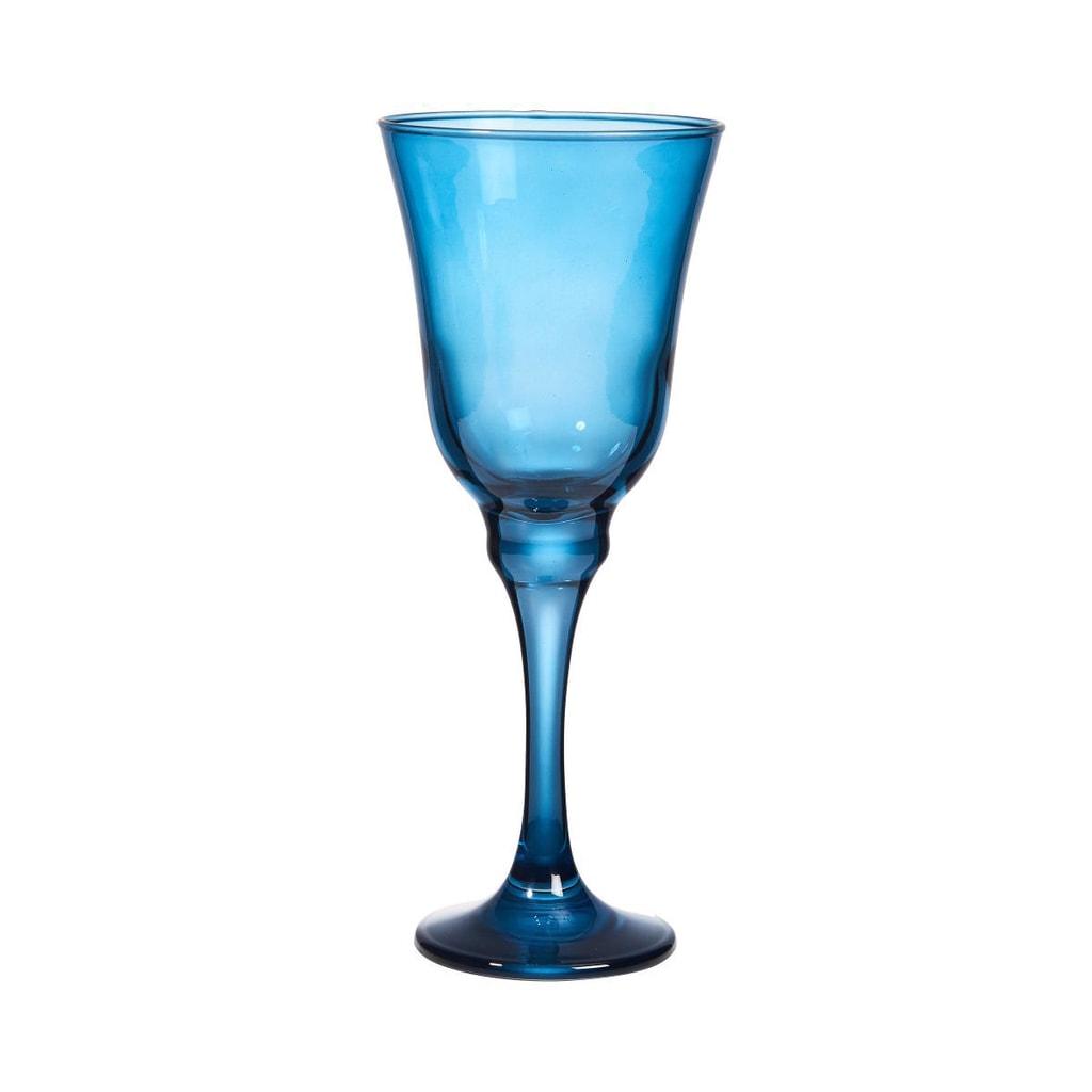 GRAND COULEUR Sklenice na víno 315 ml - modrá