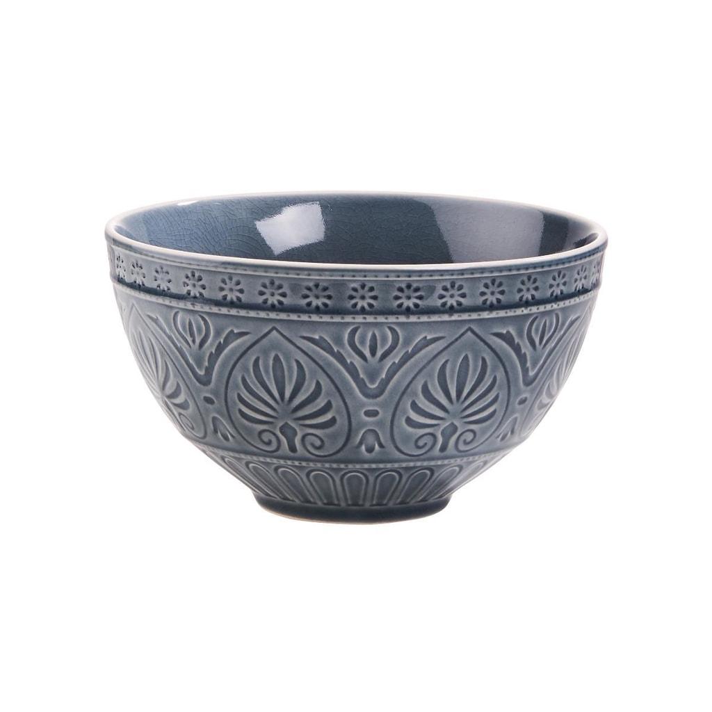 SUMATRA Miska na polévku 18 cm - šedá