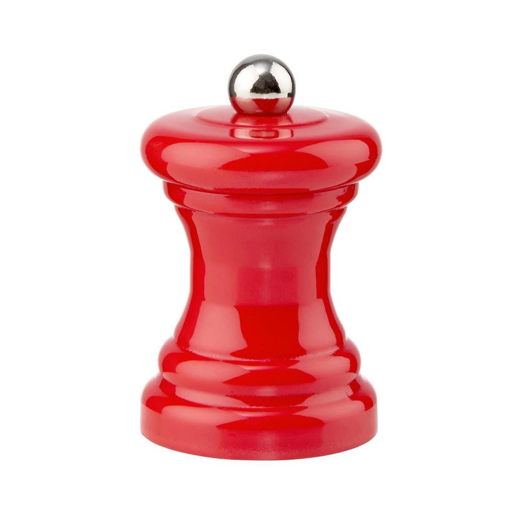 MILLY Mlýnek na pepř mini - červená