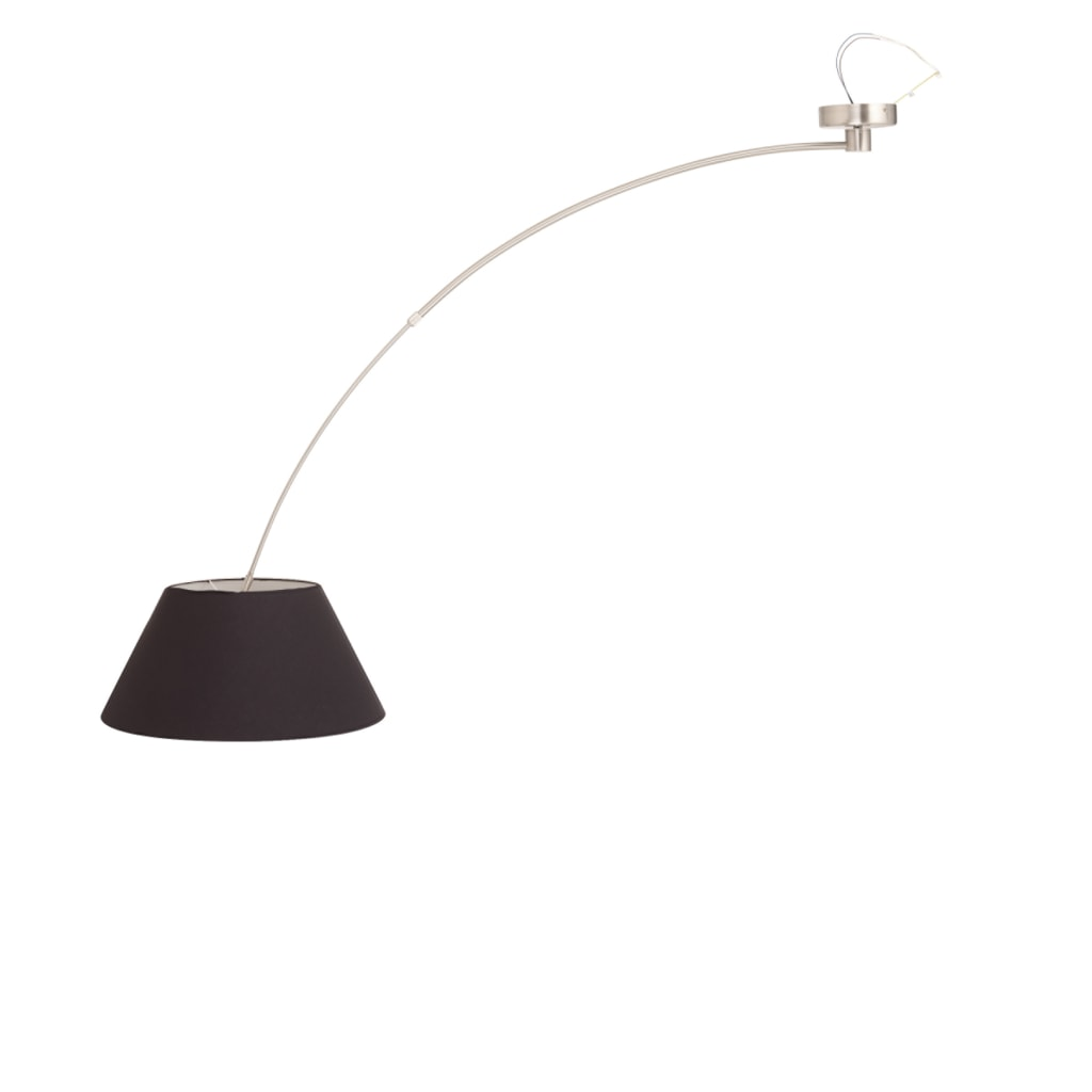 BELL Oblouková lampa - černá
