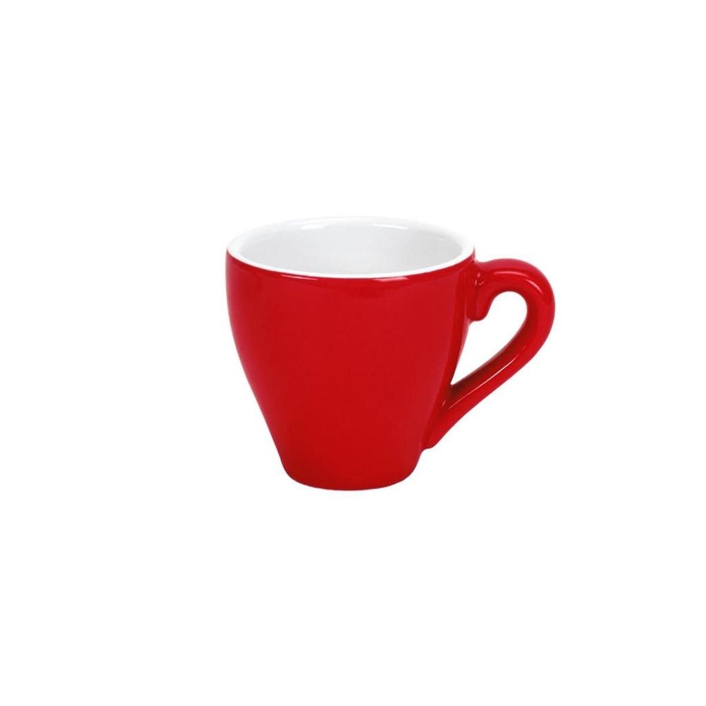 MIX IT! Šálek na espresso 60 ml - červená