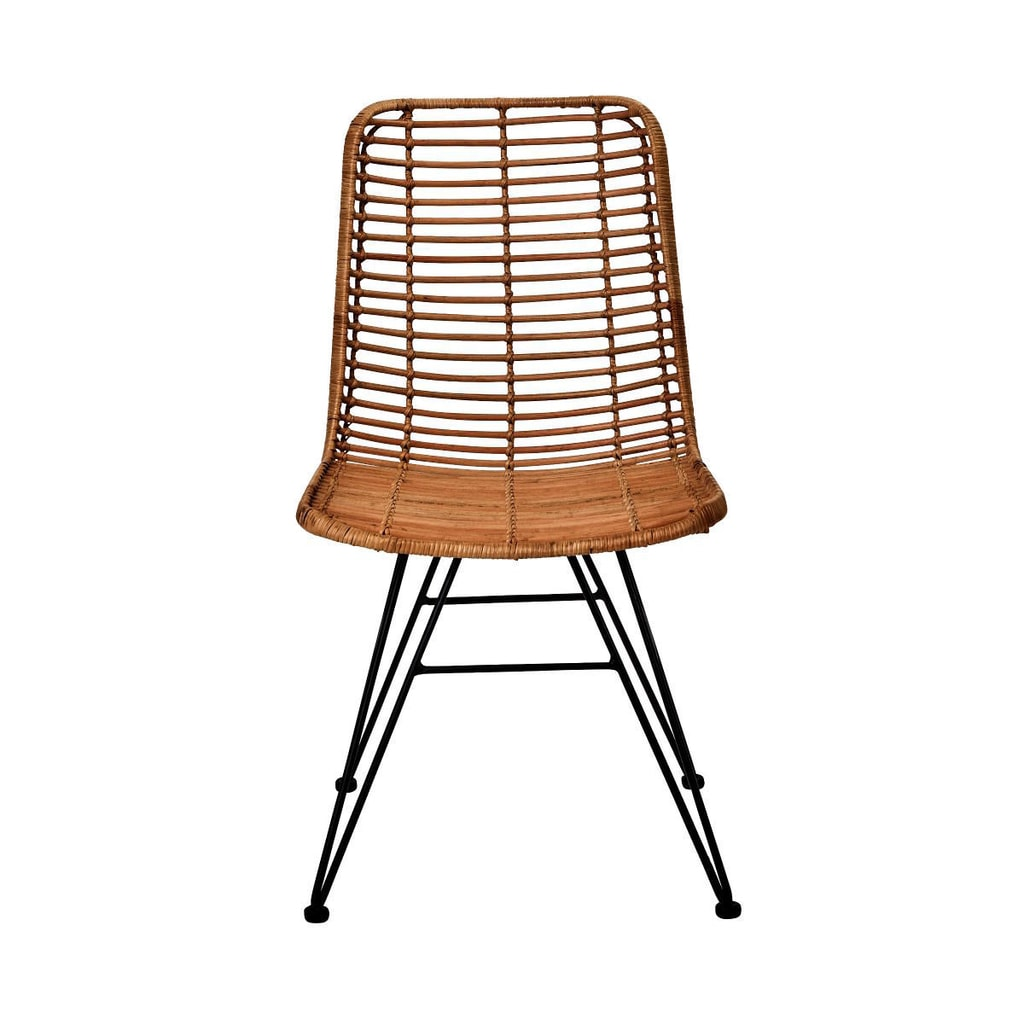 HACIENDA Židle ratanová