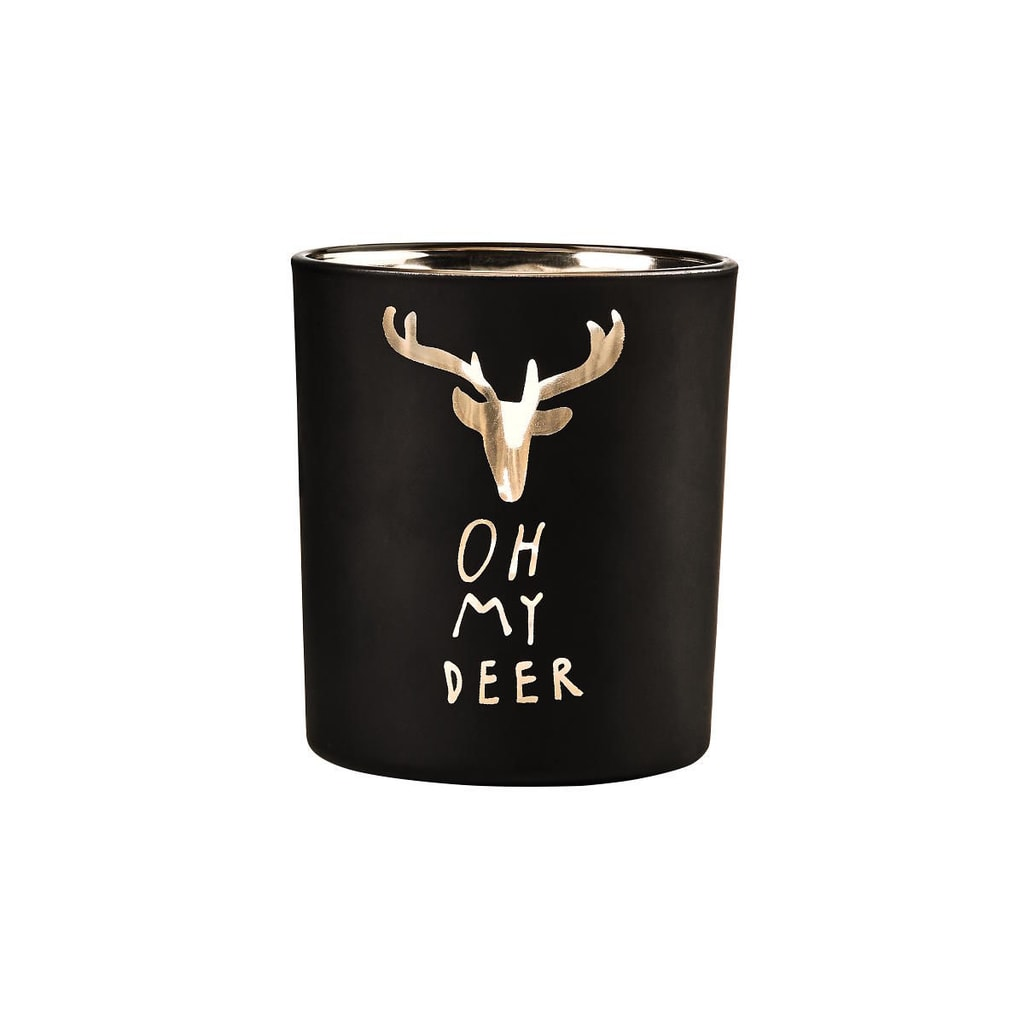 "DELIGHT Svícen ""Oh my deer"" 10 cm"