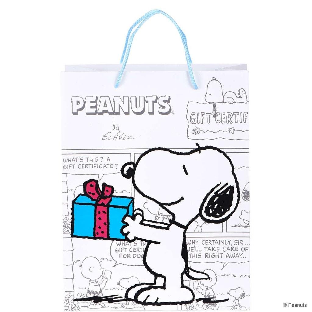 PEANUTS Dárková taška Snoopy