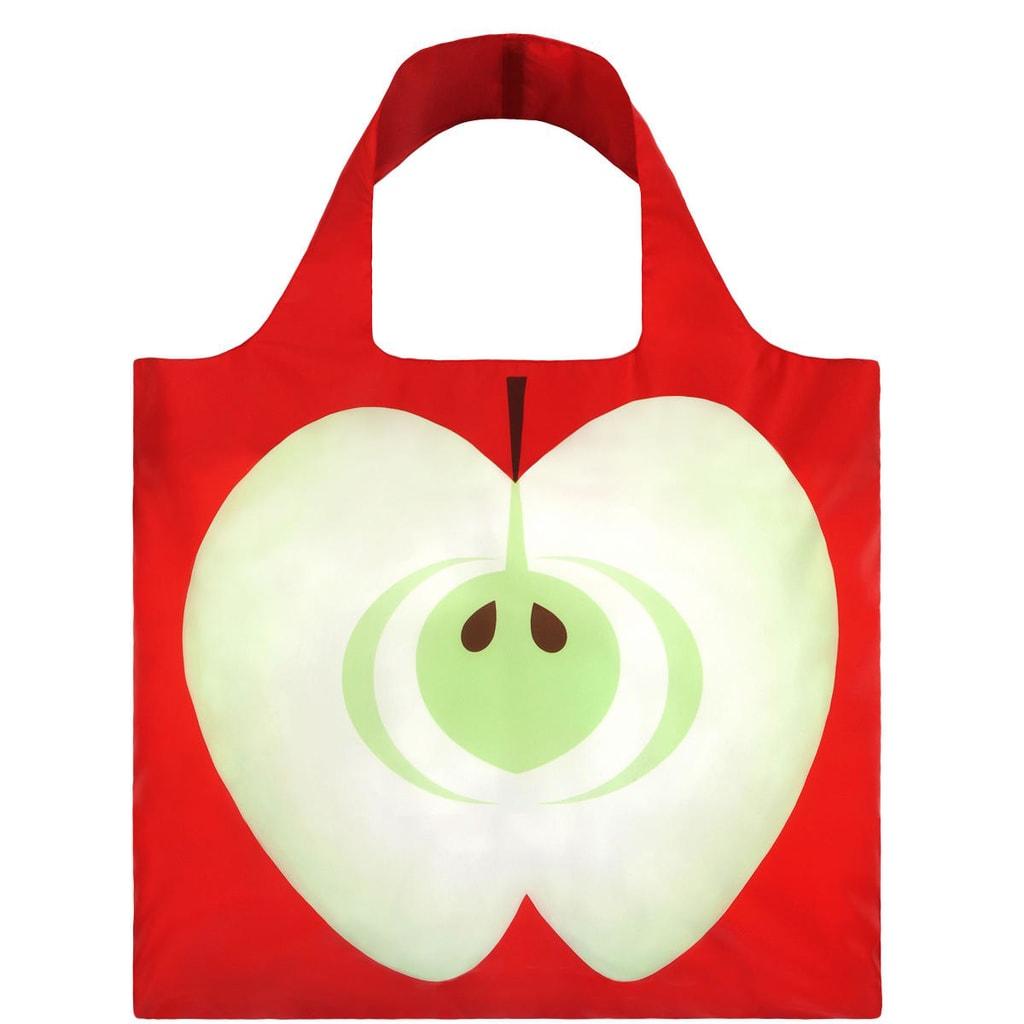LOQI Nákupní taška jablko