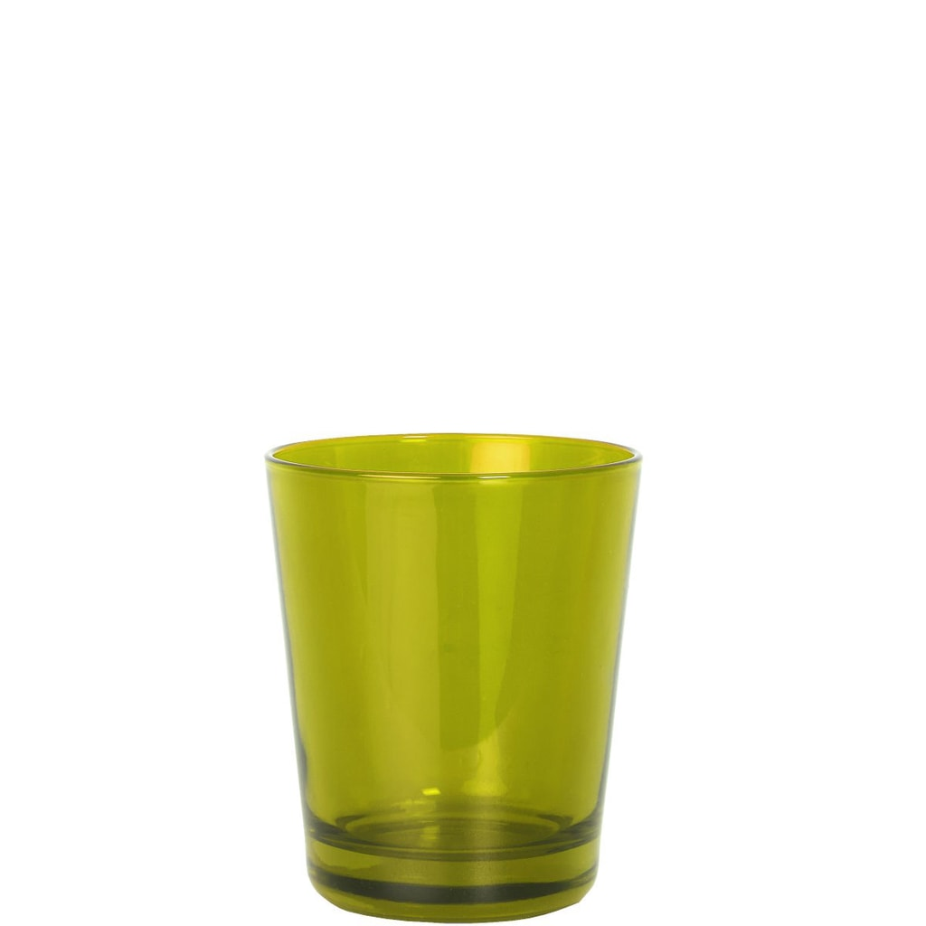 PRISMA Sklenice 300ml - zelená